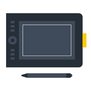 Animated video production services_Animation design company icon