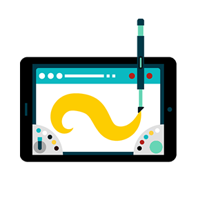 Whiteboard Video Production Company_whiteboard animation video services icon