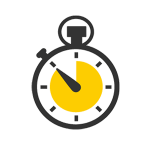 Character Animation Services time icon
